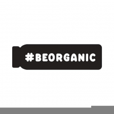 Be Organic Tattoo - Pack of 50